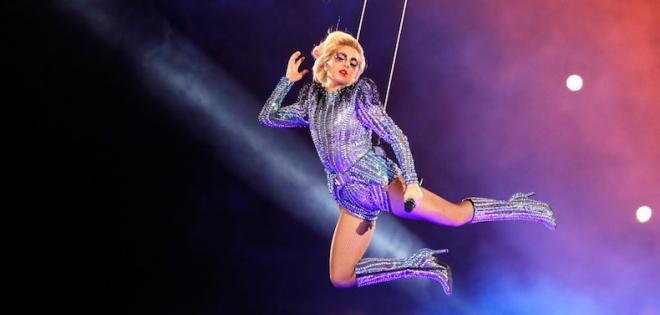 Lady Gaga στο Super Bowl 2017